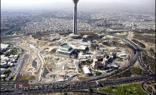 جزئیات یک گسل جدید در نزدیکی برج میلاد تهران
