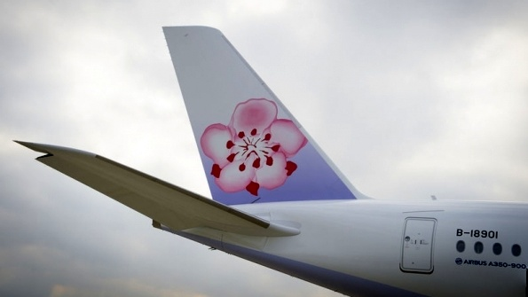 China Airlines launches first A350 XWB flights to the US
