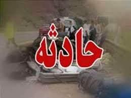 مرگ راننده خودروی سواری زانتیا در کمربندی بابل