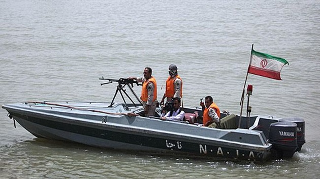 Iran starts search for 7 missing crews of landing craft capsized in Persian Gulf