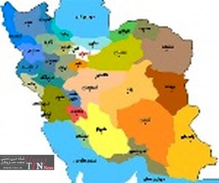 ۱۶۵۳ کاندیدای حاضر در انتخابات هشتم به تفکیک استان