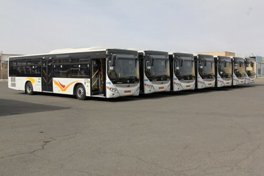 ایرانگردی با اتوبوس های کرونایی در خراسان شمالی
