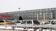 (تصاویر) عبور و مرور در محوطه فرودگاه امام