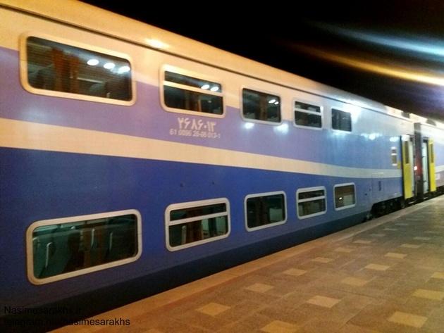 جزئیات پیشفروش بلیت قطارهای مسافری سفیر ریل