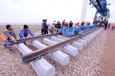 استان فارس دارای  بیشترین میزان راهآهن در حال ساخت در کشور
