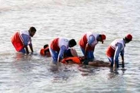 ۶۳۱ تن طی شش ماه غرق شدند