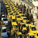 فرسودگی 242 هزار دستگاه خودرو تاکسی تا سال 1400