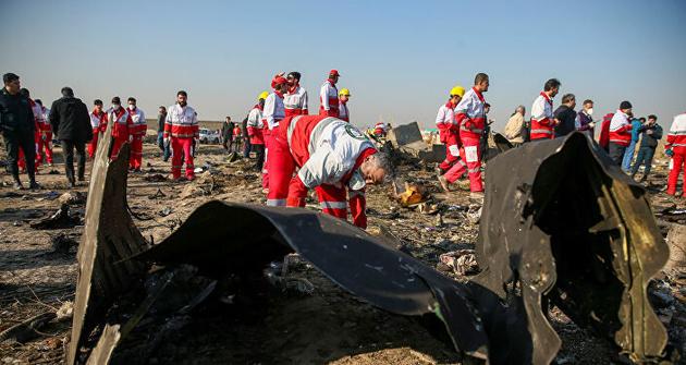 گزارش نهایی سانحه هواپیمایی اکراینی منتشر شد
