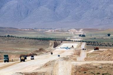اتصال یاسوج به آزادراه شیراز- اصفهان عملیاتی می شود