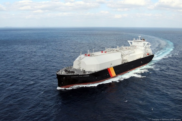 ABS Classes World's First Next Generation LNG Carrier: New LNG Carrier Offers Capacity and Performance Improvements