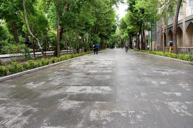 بیش از 150 میلیارد تومان پروژه خیابان سازی و پیاده روسازی در اصفهان فعال است