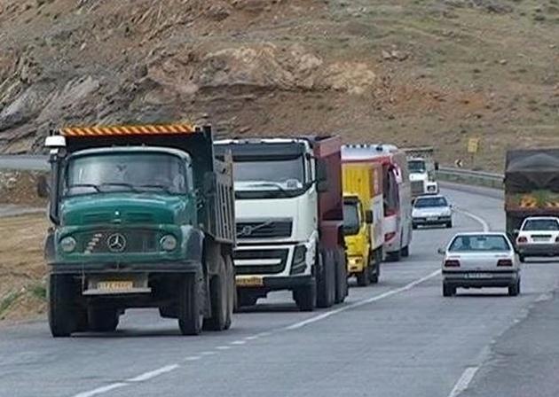 امنیت جاده با انتقال بار از جاده به ریل