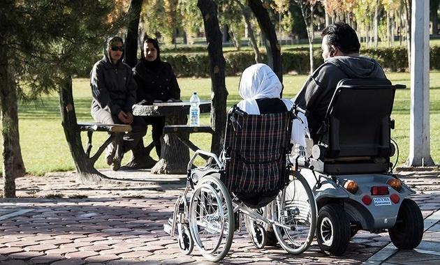 مناسبسازی شهر برای معلولان