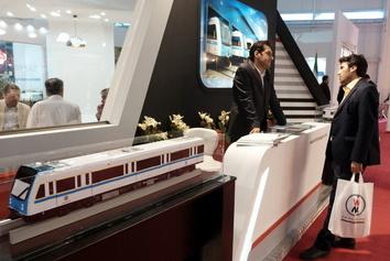 ششمین نمایشگاه بین المللی حمل و نقل ریلی، صنایع و خدمات وابسته-۲
