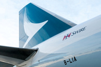Cathay swings to H1 loss despite improving cargo business