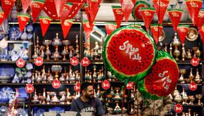 هیاهوی شب یلدا در سراسر ایران