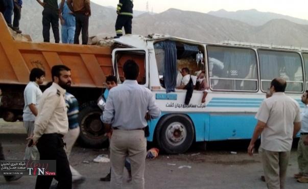حوادثرانندگی؛ نخستین علت مرگ گروه سنی ۱۵ تا ۲۹ سال در ایران