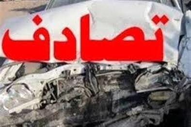 حادثه رانندگی در مرند ۲ کشته برجای گذاشت