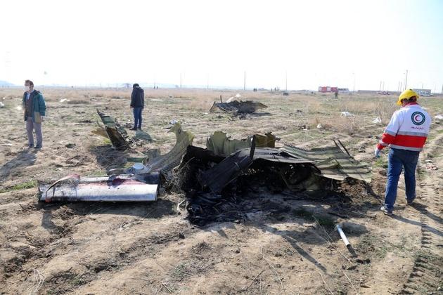 5 کشور درگیر حادثه سقوط هواپیما خواستار دریافت غرامت شدند