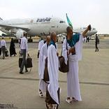پایان عملیات رفت زائران حج از 8 فرودگاه کشور