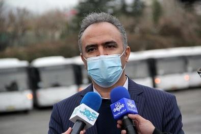 آغاز واکسیناسیون رانندگان اتوبوس شهر تهران هفته آینده