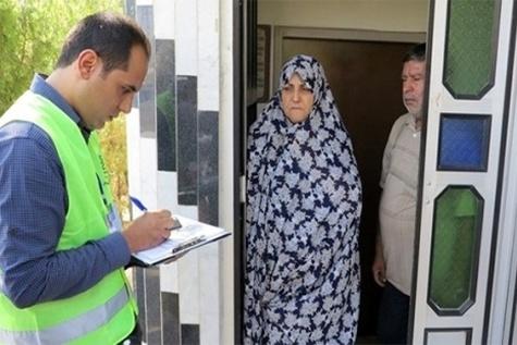 ۵۳ درصد ایرانیان سرشماری شدند
