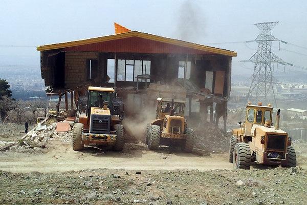 ملارد و دماوند دارای بیشترین ساخت وساز غیرمجاز درتهران