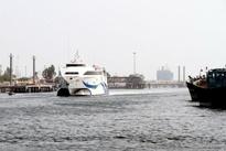 گزارش تصویری / راهاندازی دو خط دریایی خارجی جدید در بندر شهید باهنر