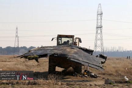 سقوط هواپیمای اوکراینی حوالی فرودگاه امام خمینی(ره) - 2