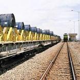 رشد 55درصدی تناژ بارگیری شده در راهآهن اصفهان