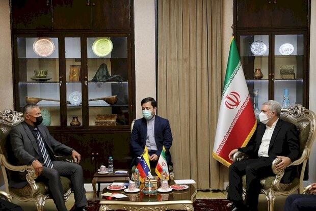 راه اندازی تورهای گردشگری برنامه آینده ایران و ونزوئلا