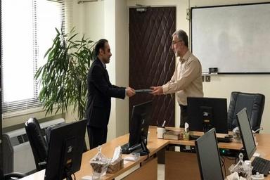انتصاب معاون اقتصادی و برنامهریزی موسسه صندوق پسانداز کارکنان راهآهن