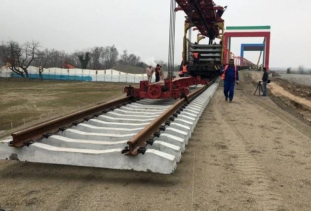 پیشنهاد ساخت راهآهن چابهار-سرخس با تامین مالی آستان قدس رضوی