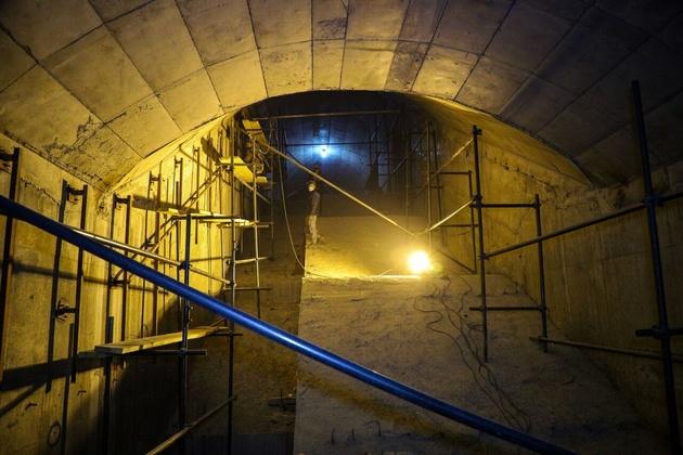 ایستگاه مطهری متروی قم ۹۳ درصد پیشرفت فیزیکی دارد