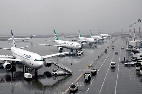 کاهش تاخیرهای پروازی با لغو مجوز پرواز شرکت های ناقض حقوق مسافر