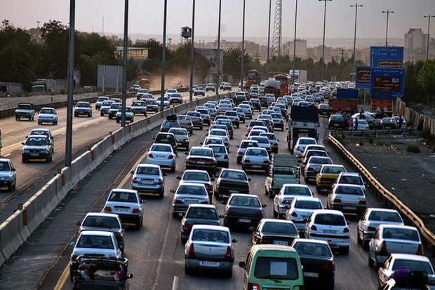 28 میلیون تردد از استان البرز انجام شد