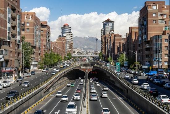 بازگشت ترافیک به تهران: قرنطینه شکسته شد!