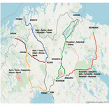 Arctic Ocean railway plan put on ice