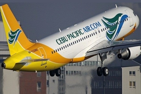 Cebu Pacific receives first aircraft with new livery