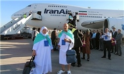 برنامه بازگشت حجاج به کشور با پروازهای «هما»