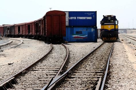 رشد ۲۳درصدی جابجایی کالا در راه آهن جنوب