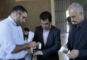 عرضه نخستین نمونه تب سنج های تولیدی ایرانی و چند محصول دیگر