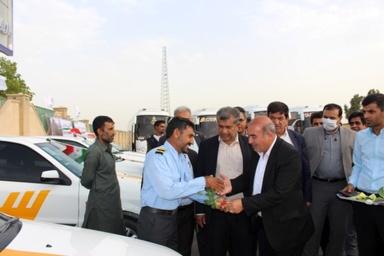 واگذاری ۲۰ دستگاه سواری بینشهری روستایی در جنوب کرمان