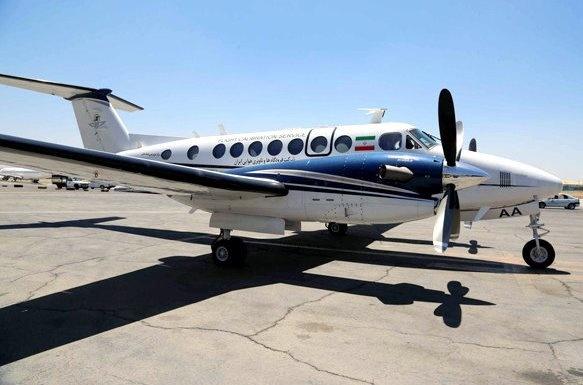 دستگاههای کمک ناوبری 7 فرودگاه کشور وارسی پروازی شدند