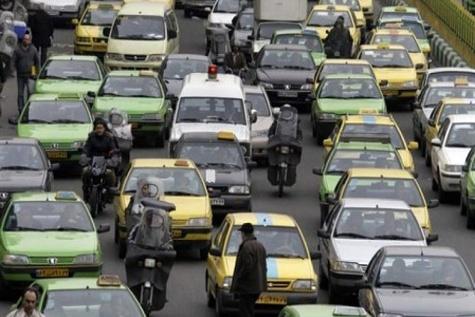 افزایش ۲ میلیون و ۲۵۰ هزار نفری سفرهای درون شهری در مهرماه