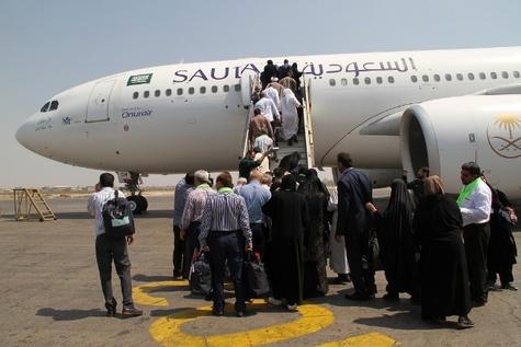 فرودگاه اهواز از 25 شهریور به استقبال حجاج میرود