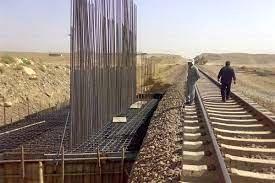پیشرفت ۲۰ درصدی در پروژه راه آهن خراسان جنوبی