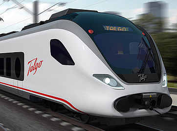 Talgo selected for Latvian EMU contract