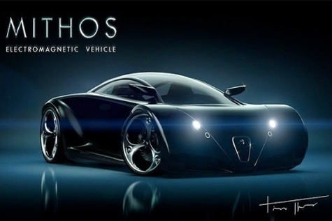 Mithos Electromagnetic Vehicle: Supercar Of The Future