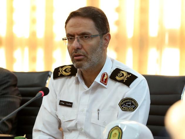 اجرای طرح طاهر از امروز در سطح تهران بزرگ